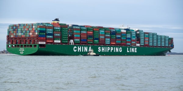 CSCL Globe Biggest Ships