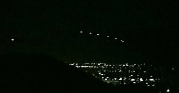 Phoenix Lights Most Mysterious Pictures