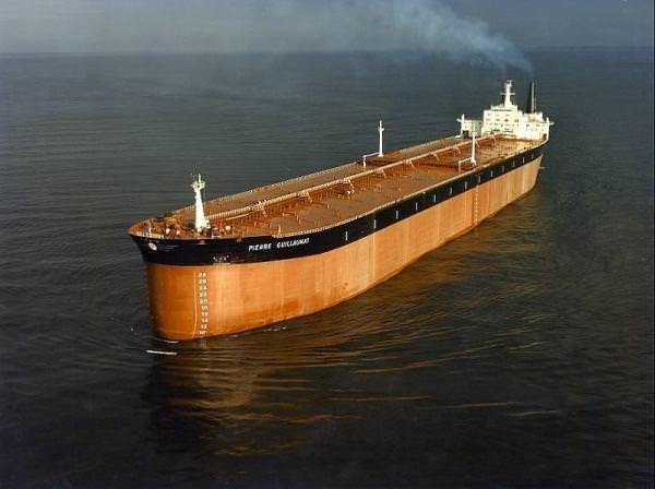 Pierre Guillaumat Biggest Ships