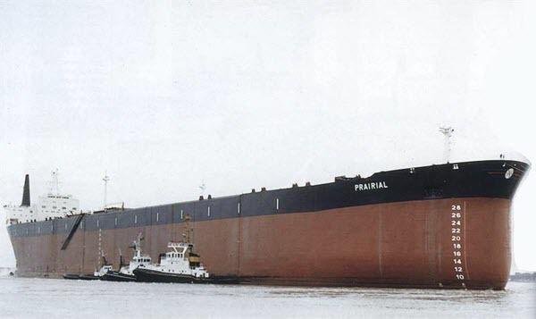 Prairial Biggest Ships
