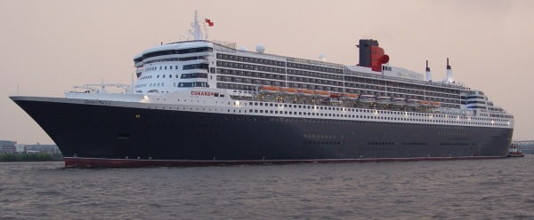 RMS Queen Mary 2 Biggest Ships