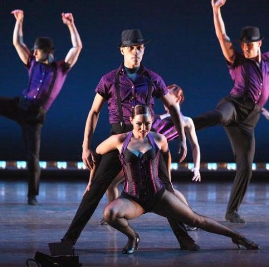 Jazz Popular Dance Style