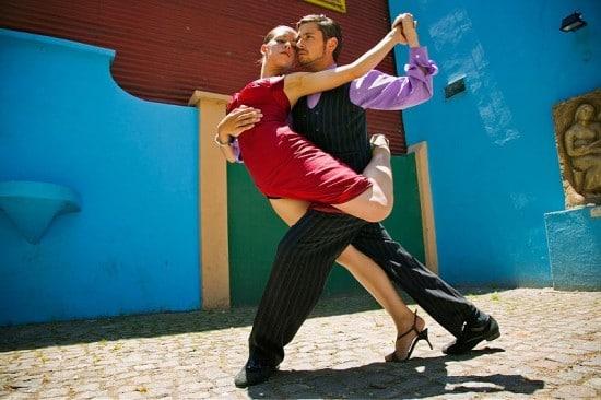 Tango Popular Dance Style