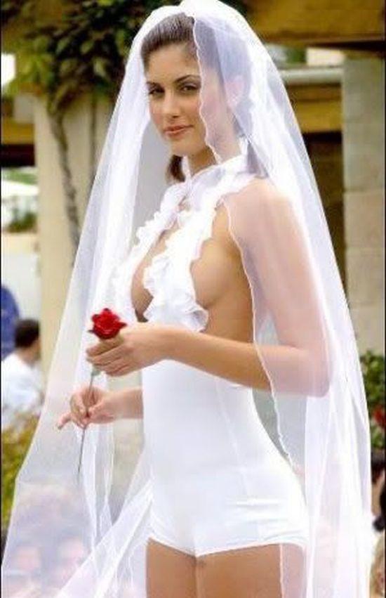 Weird Wedding Dresses