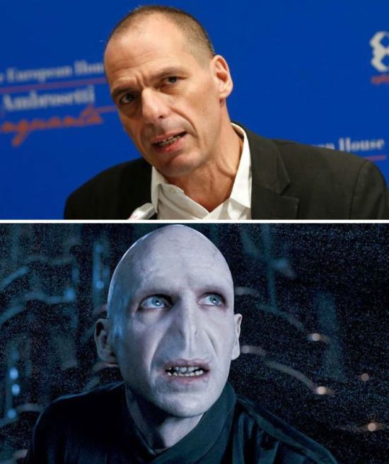 Lord Voldemort From Harry Potter