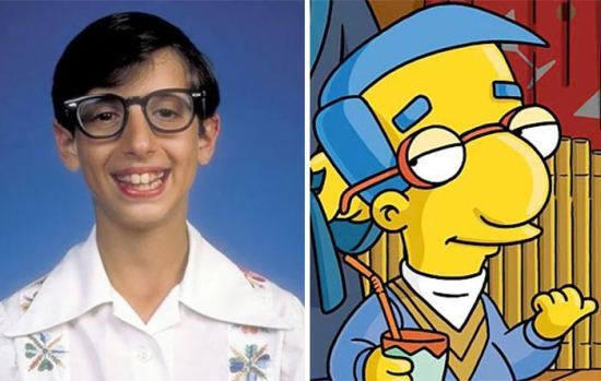 Millhouse From The Simpsons
