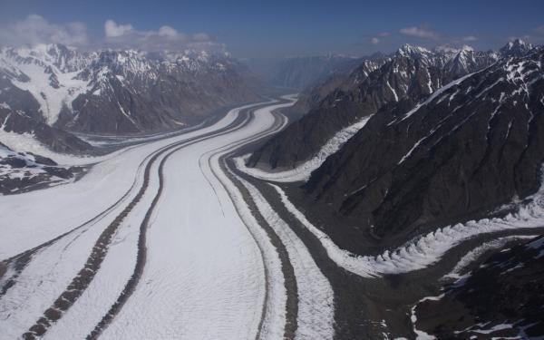 Fedchenko Glacier - Largest Glaciers