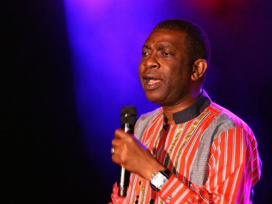 Youssou N'dour - Richest African Musicians