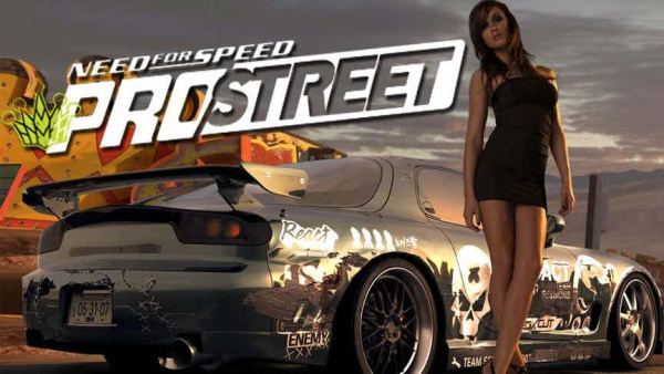 Worst Need for Speed Games: ProStreet