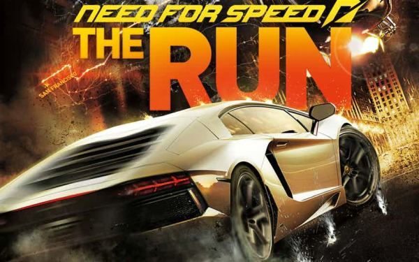 Worst Need for Speed Games: The Run