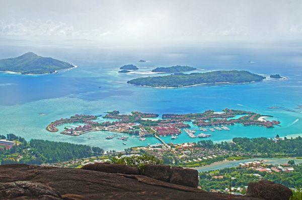 Seychelles Beautiful Islands