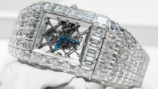 Jacob & Co. Billionaire Watch Expensive Watches