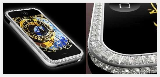iPhone Princess Plus Expensive Phones