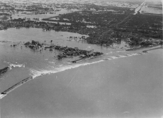 1931 China Floods - Worst Natural Disasters