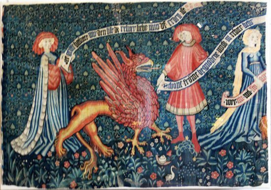 Griffin Mysterious Mythical Creatures