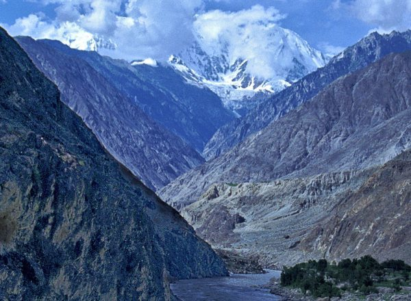 Indus Gorge Famous Canyons