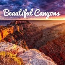 Most Famous Canyons