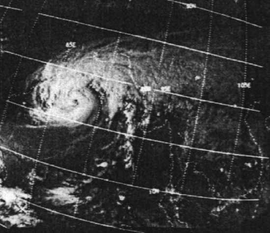 Bhola Cyclone Worst Natural Disasters