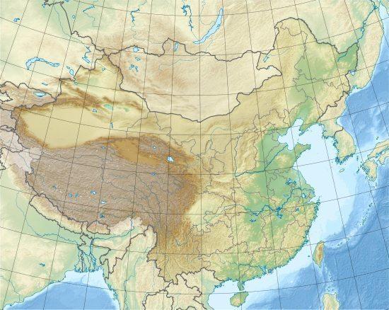 Haiyuan Earthquake Worst Natural Disasters