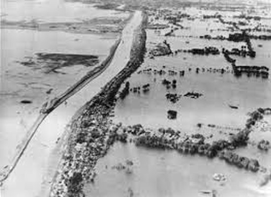 Yellow River Flood Worst Natural Disasters