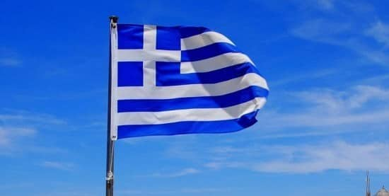 Greece Most Beautiful Flags