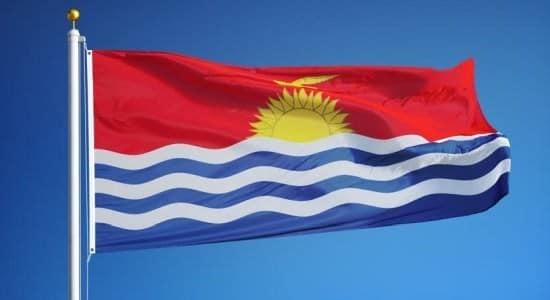 Kiribati Most Beautiful Flags