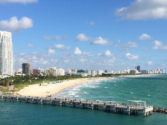 Florida populous USA states