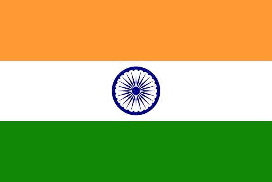India Most Beautiful Flags