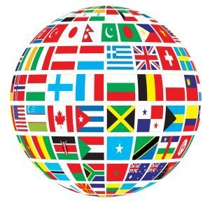 Beautiful Flags in the World