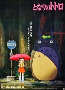 My Neighbor Totoro Best Anime