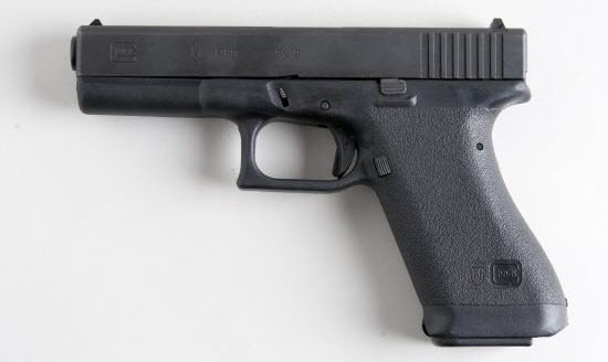 Glock 17 Powerful Handgun