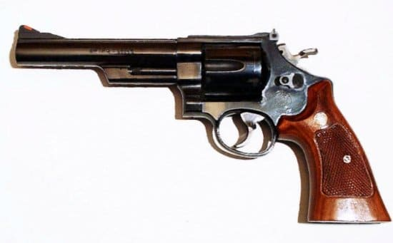 Smith & Wesson Model 29 Powerful Pistol
