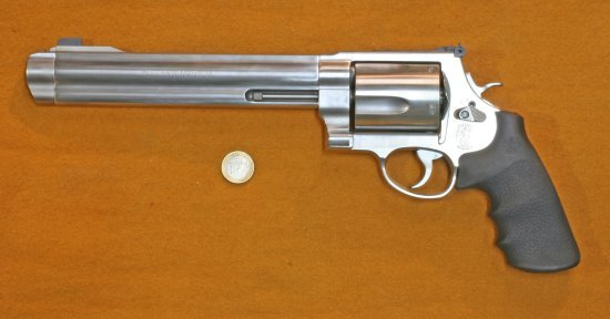 Smith & Wesson Model 500 Powerful Handgun