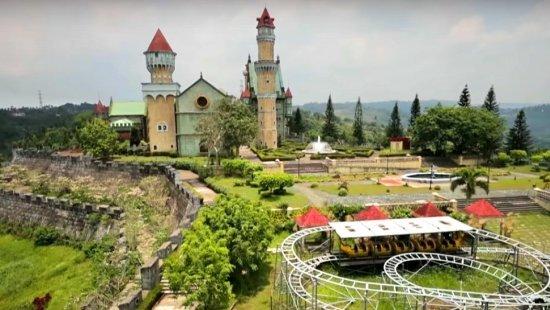 Abandoned Amusement Parks Fantasy World