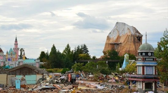 Abandoned Amusement Parks Nara Dreamland