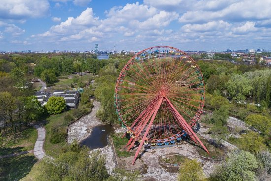 Spreepark Abandoned Amusement Parks