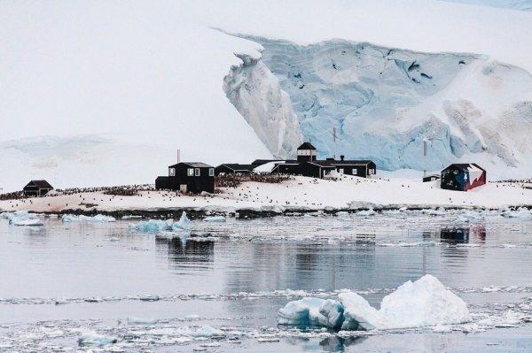 Antarctica Coldest Country
