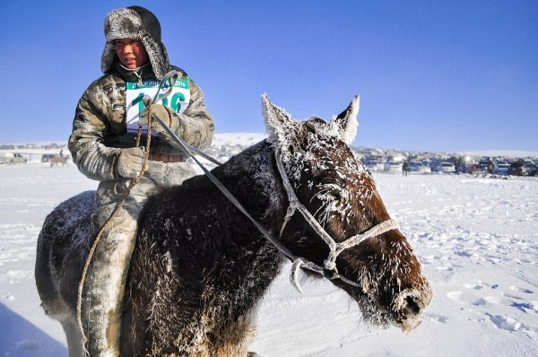 Mongolia Coldest Countries