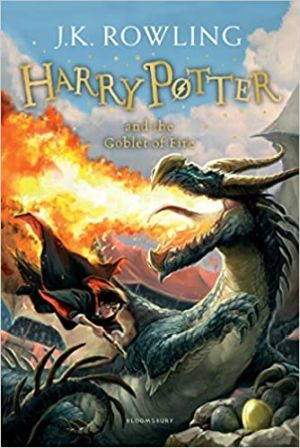 Harry Potter & Goblet of Fire Book