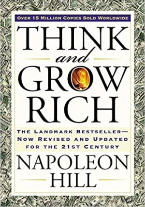 Think and Grow Rich Best Seller Book