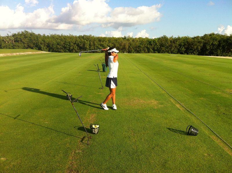Golf Popular Sports for Girls